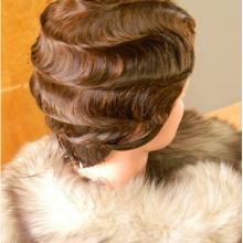 konkurs fryzjerski w zamojskim Cechu 2014