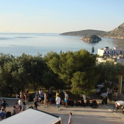 Wycieczka do Grecji 2015