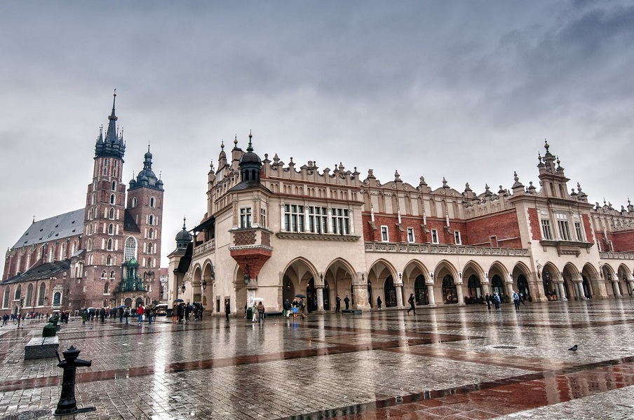 Kraków Starówka 2014