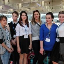 Mistrzostwa Fryzjerstwa Polskiego w Poznaniu - maj 2016