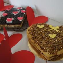 Walentynkowy deser