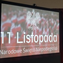 Akademia z okazji 100-lecia niepodległości Polski